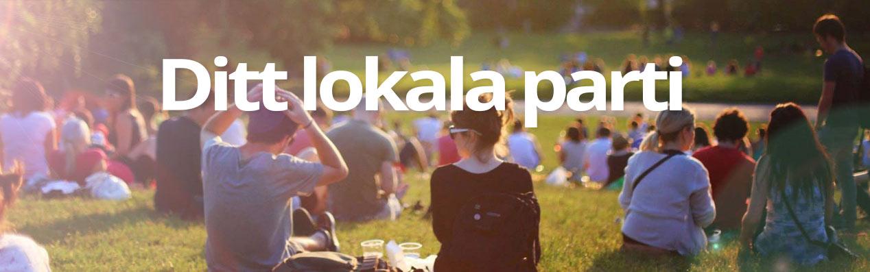 Vi satsar 100% på Strängnäs kommun!